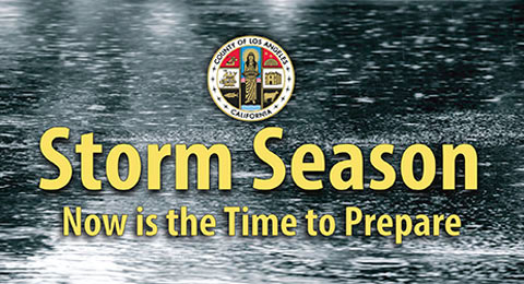 Storm season: Now is the time to prepare