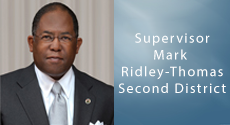 Supervisor Ridley-Thomas